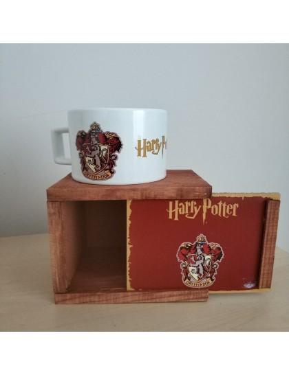 Harry Potter Ahşap Kutulu Bardak