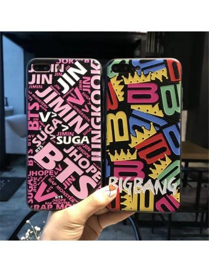 BTS&BIGBANG  Iphone  Telefon Kabı