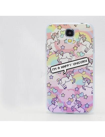 I'm A Happpy Unicorn Samsung Telefon Kabı