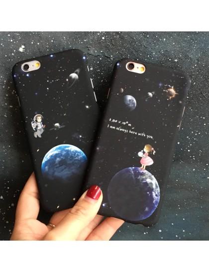 Yıldızlar ve Uzay Sevimli İphone Telefon Kılıfı