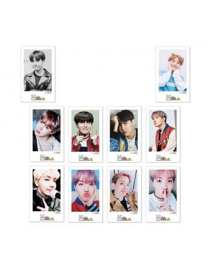 BTS Üyeleri 10 Adet Fotokart