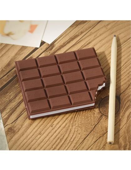 Çikolata Şekilli Not Defteri