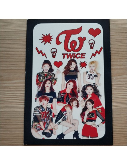 Twice Ahşap Poster