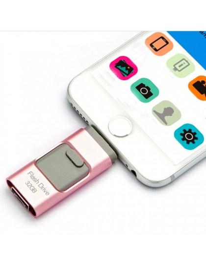 İFlash USB Bellek OTG Tablet-Telefon-PC Uyumlu