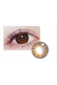 Saphire Kahverengi Yıllık Lens