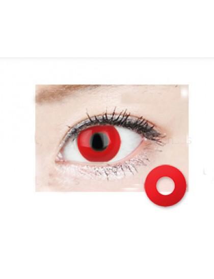 Circle Crazy Kırmızı Lens
