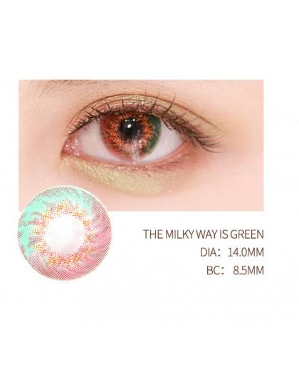 Milky Way Circle Lens 14.0 mm Yeşil