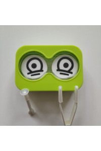 Yeşil Surat Lens Kutusu