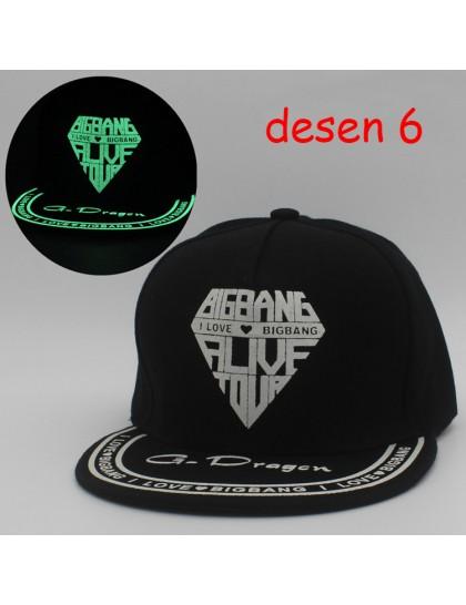 BigBang & GDragon Neon Şapka