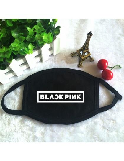 Black Pink Maske