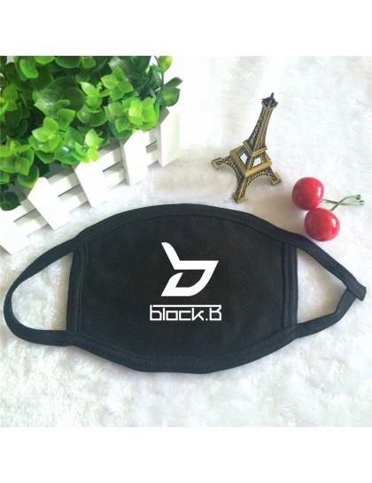 Block-B Logo Maske