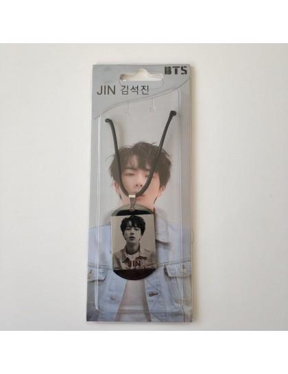 BTS Jin Yeni Model Kolye