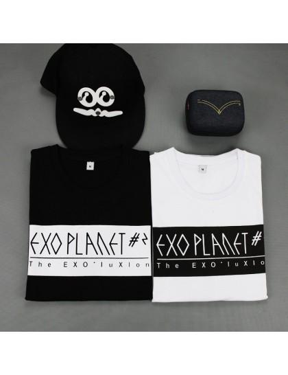 Exo Planet Tişört  Kısa Kollu