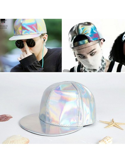 GDragon Hologram Cap