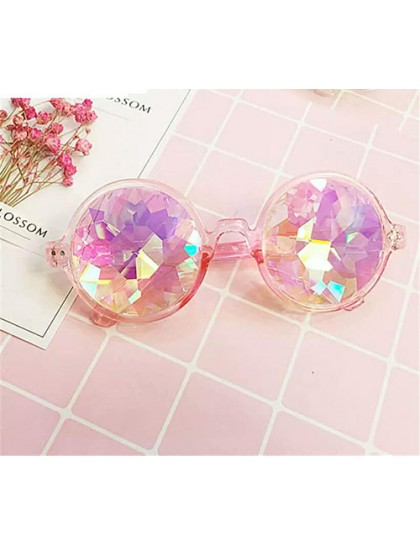 Kaleidoscope Cosplay Gözlük