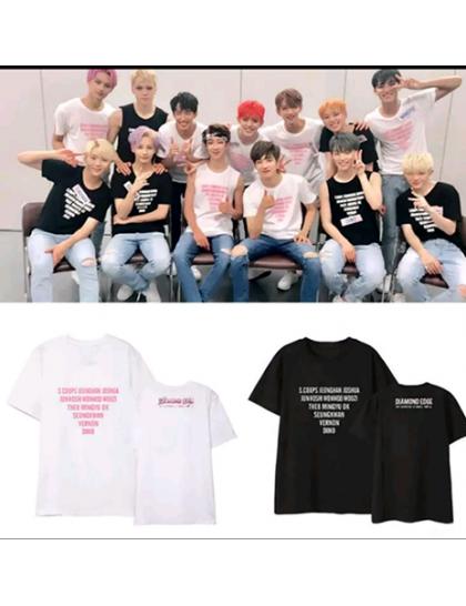 Seventeen Elmas Konser Tshirt