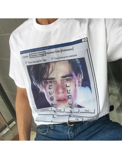 DiCaprio Harajuku Tişört